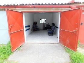 Prodej, Garáž, 27 m2, Cheb, Háje