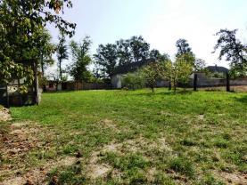 Prodej, stavební pozemek 887 m2, Poděbrady-Přední Lhota