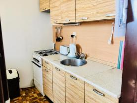 Pronájem, byt 1+1, 32 m2, Ostrava, ul. Přemyslovců
