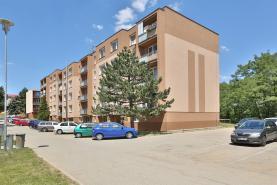 Prodej, byt 2+1, 64 m2, Zbýšov