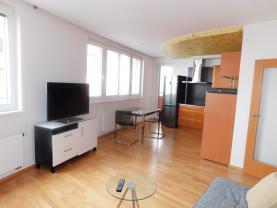 Pronájem, byt 1+kk, 43 m2, Praha 5, ul. Tlumačovská