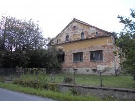 Prodej, rodinný dům 3+1, 1300 m2, Jindřichov ve Slezsku