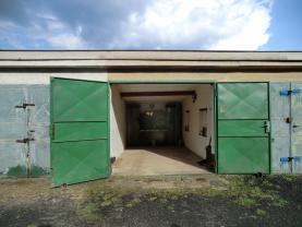 Prodej, garáž, 20 m2, Kadaň, ul. Chomutovská