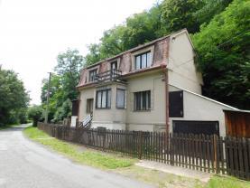 Prodej, rodinný dům 3+1, Zbečno
