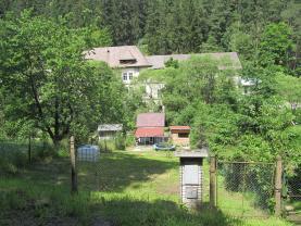 Prodej, zahrada, 438 m2, Vimperk