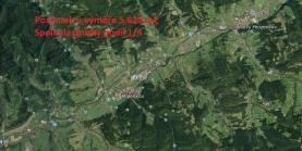 Prodej, louka, 1405 m2, Halenkov
