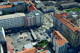 Pronájem, byt 1+kk, 24 m2, Brno, ul. Příkop