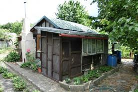 Prodej, zahrada, 382 m2, OV, Litvínov - Chudeřín