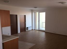 Pronájem, byt 3+kk, 57 m2, Horoměřice