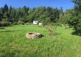 Prodej, zahrada, 1192 m2, Liberec, ul. Pod Lesem