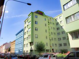 Pronájem, byt 2+1, 55 m2, Brno - Zábrdovice, ul. Příční