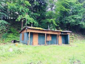 Prodej, zahrada, 549 m2, Dolní Lomná