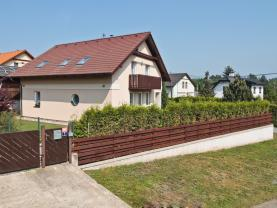 Prodej, Rodinný dům, 5+1, 615 m2, Říčany - Pacov
