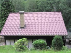 Prodej, chata, 78 m2 , zahrada 597 m2, Tašovice,Karlovy Vary