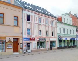 Pronájem, kancelářský prostor, Litvínov, ul. náměstí Míru