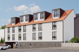 Prodej, byt 3+kk, 101 m2, OV, Průhonice-Praha západ