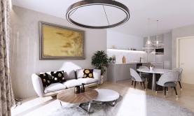 Prodej, byt 3+kk, 104 m2, OV, Průhonice, Praha - západ