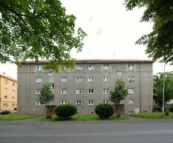 Prodej, byt 2+1, 62 m2, Sokolov, ul. K. Čapka