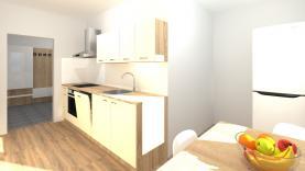 Prodej, byt 2+1, 51 m2, Plzeň, ul. Macháčkova
