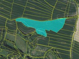Prodej, pozemek, 26391 m2, Struhařov