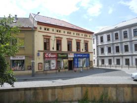 Pronájem, kancelář, 37 m2, Chrudim, ul. Čs. partyzánů