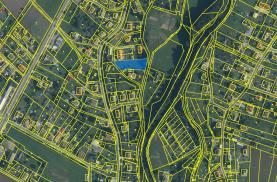 Prodej, stavební pozemek, 1526 m2, Rapotín