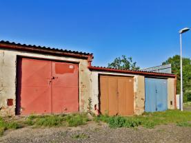Prodej, garáž, 20 m2, OV, Žatec