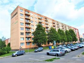 Prodej, byt 3+1, 70 m2, Ostrava - Hrabůvka, ul. Mjr. Nováka