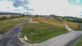 Prodej, stavební parcela, 2315 m2, Štěchovice - Masečín