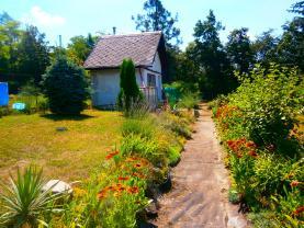 Prodej, zahrada, 581 m2, Štětí