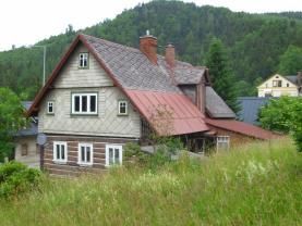 Prodej, rodinný dům, 4+1, Dolní Rokytnice - Vilémov