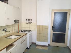 Prodej, byt 2+1, 54 m2, Brno - Veveří, ul. Cihlářská