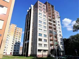 Prodej, byt 2+1, 72 m2, Ostrava - Zábřeh, ul. U Studia