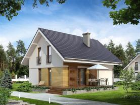 Prodej, rodinný dům 5+1 - novostavba, 1183 m2, Skomelno