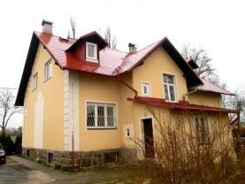 Pronájem, komerční objekt, Karlovy Vary, ul. Závodu míru