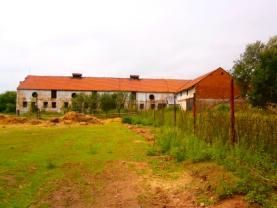 Prodej, zemědělská usedlost, 2000 m2, Krupá