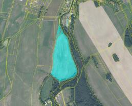 Prodej, pozemky, 72415 m2, Velká Kraš