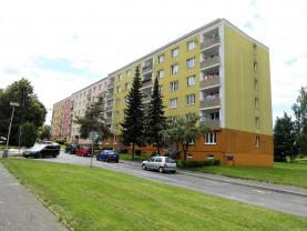 Prodej, byt 1+1, 38 m2, OV, Chodov, ul. Čs. odbojářů