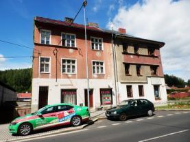 Prodej, rodinný dům, 9+kk, 98 m2, Kraslice, ul. Čs. armády