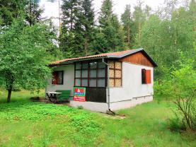Prodej, chata 2+1, 40 m2, Smržov