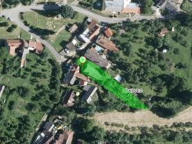 (Prodej, stavební parcela, 635 m2, Koryčany - Lískovec), foto 2/9