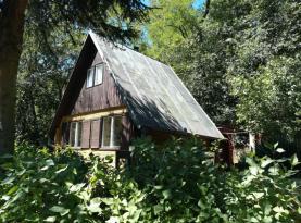 Prodej, chata 1+1, 660 m2, Křivoklát