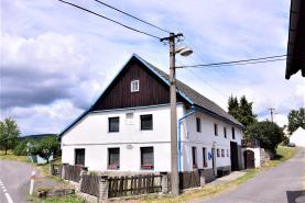 Prodej, rodinný dům, 808 m2, Sezímky - Kravaře v Čechách