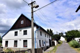 Prodej, chalupa, 808 m2, Sezímky - Kravaře v Čechách