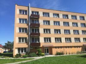 Prodej, byt 1+1, OV, 39 m2, Lišov, ul. Čechova