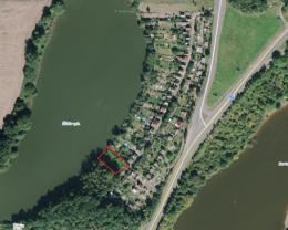 Prodej, zahrada, 632 m2, Rakovník - Žákův rybník