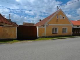 Prodej, rodinný dům 2+1, 55 m2, Dešov