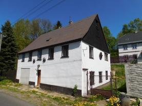 Prodej, rodinný dům, 665 m2, Vejprty, ul. Moskevská