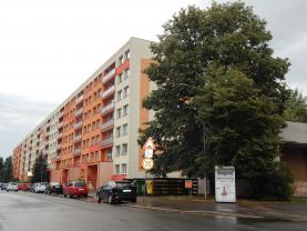 Prodej, byt 1+kk, 35 m2, Pardubice, ul. Lidická