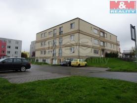 Prodej, byt 1+kk, 44 m2, Rokycany, ul. Lužická